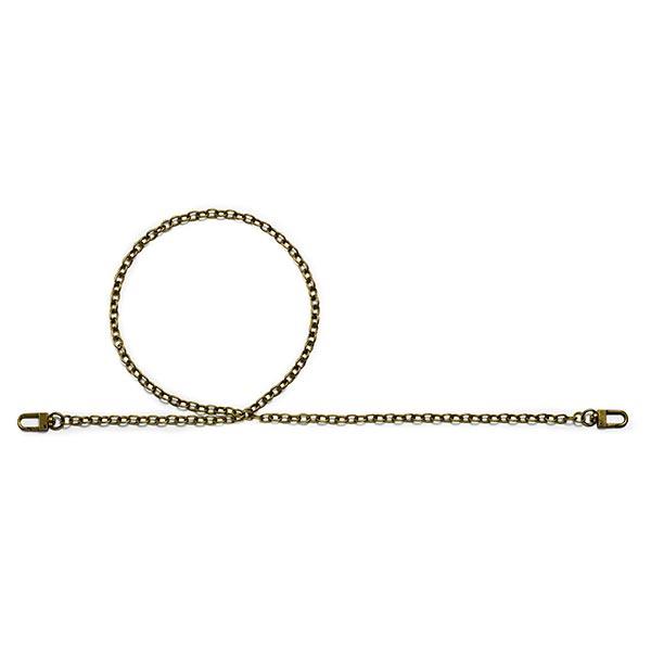 Anse pour sacs [env. 88 cm] Leandra – or ancien   Prym