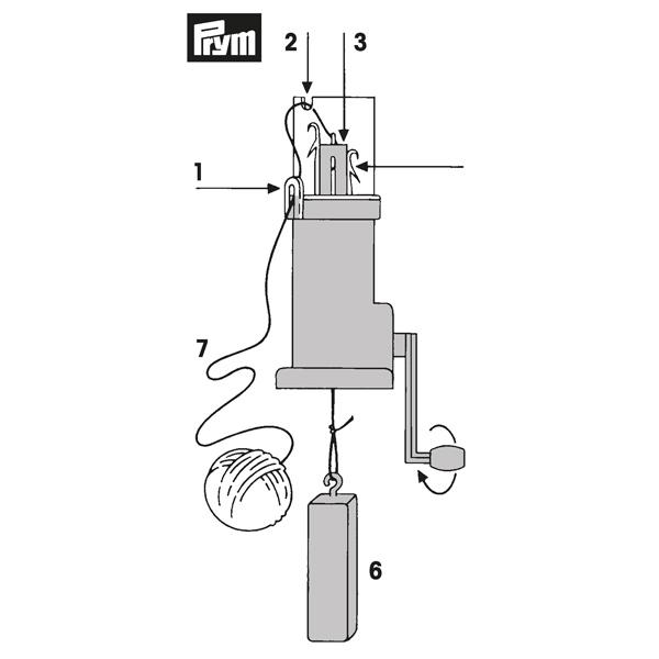 Strickmühle | Prym