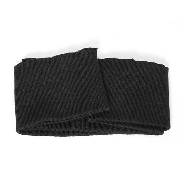 Bordure ceinture élastique [6,5 x 35 cm] - noir | Prym
