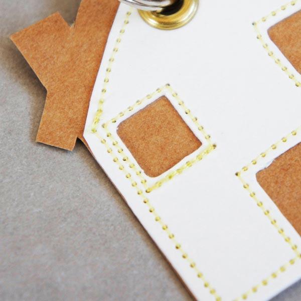 SnapPap Papier in Lederoptik 1