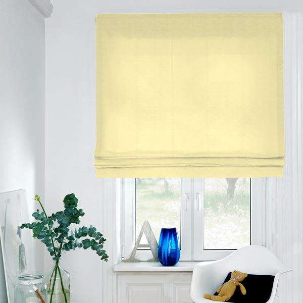 Cretonne Tassi 4 – jaune clair