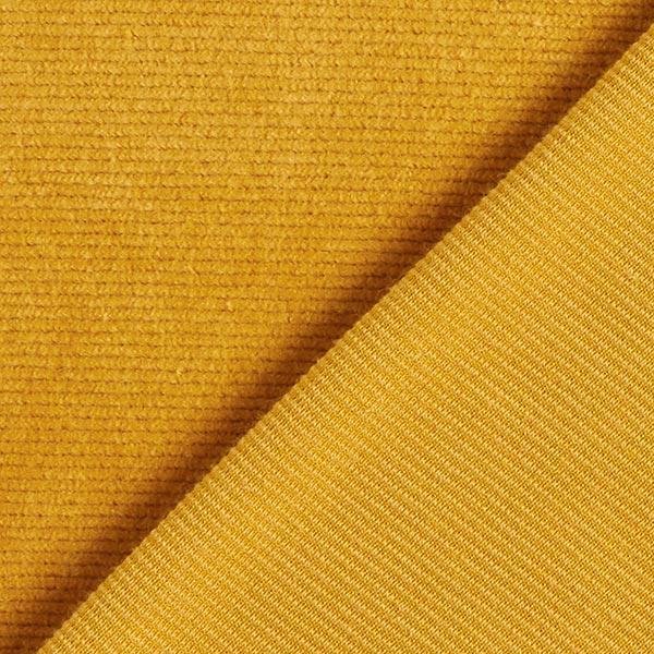 Velours à côtes fines jersey – moutarde
