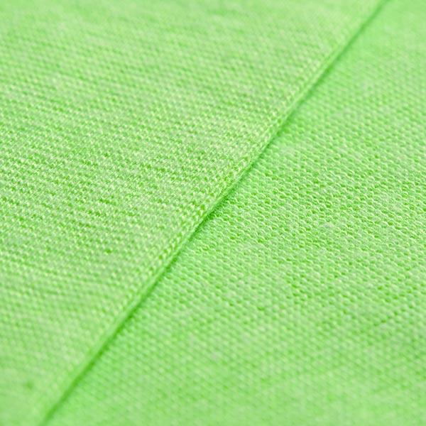 Bord-côtes fluo – vert fluo