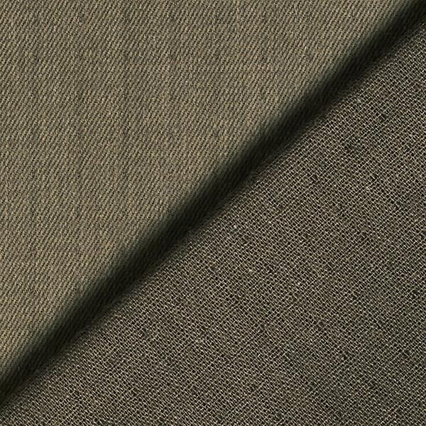 Tissu de pantalon Tissu double en coton – vase