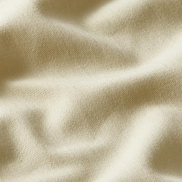 Stretch pour pantalon Coton Uni – crème