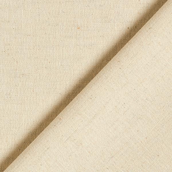 Stretch pour pantalon Mélange coton lin – nature