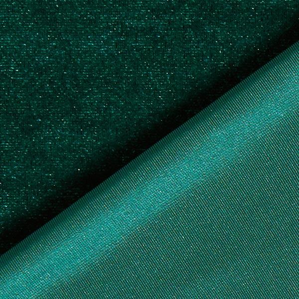 Velours stretch Noble – vert