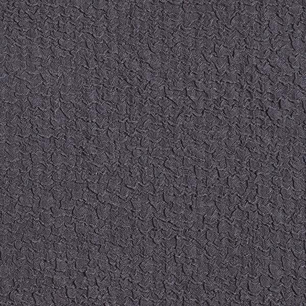 Tissu froissé double tissage mélange viscose – gris foncé