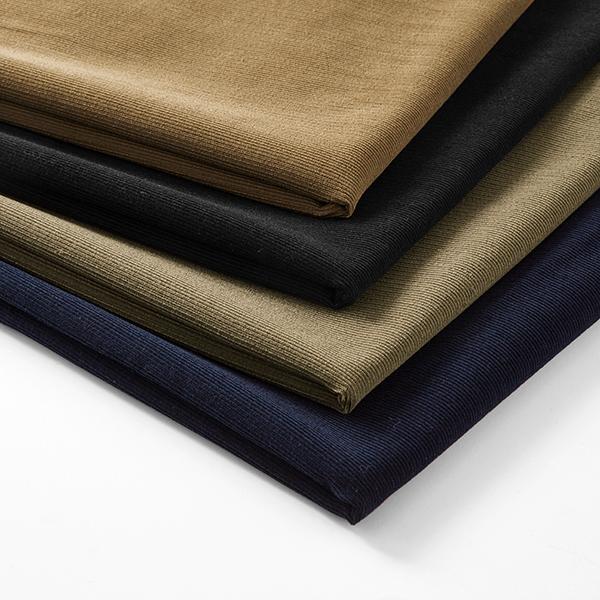 Velours robuste mélange de laine – navy