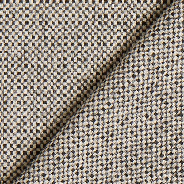 Tissu pour costume Aspect damier – gris