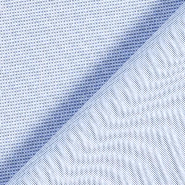 Tissus polaires Tissu de coton mélangé Poivre & sel délicat – bleu clair