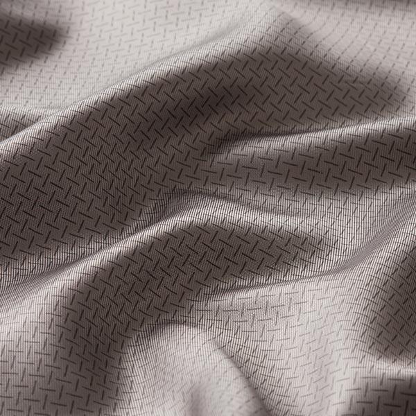 Tissu de doublure Viscose Motif en treillis fin – vase
