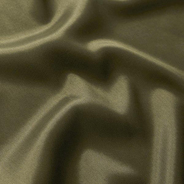 Tissu de doublure Uni – olive foncé