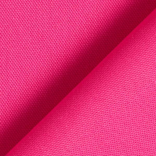 Tissu de décoration Canvas – rose vif