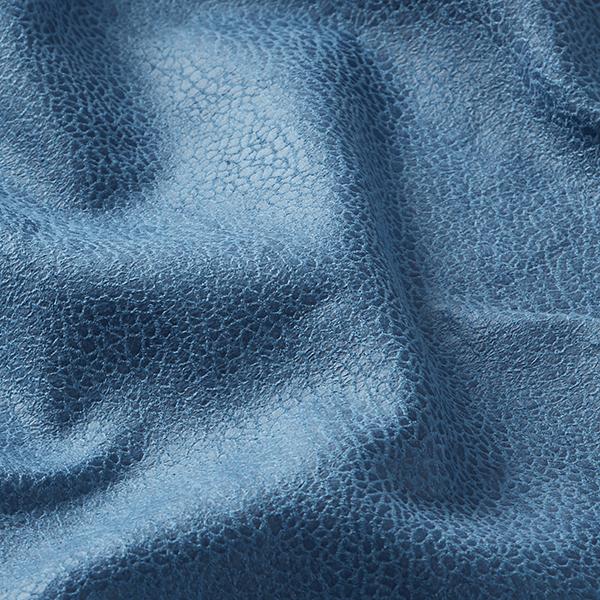 Daim stretch Imitation daim Structure – bleu pigeon