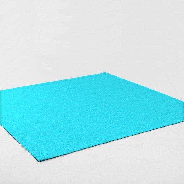 Feutrine 100cm / épaisseur de 3mm – bleu aqua