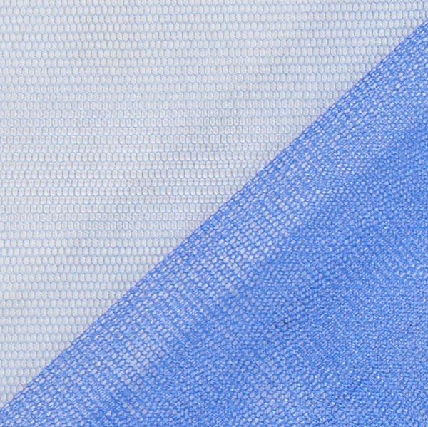 Tulle scintillant – bleu roi
