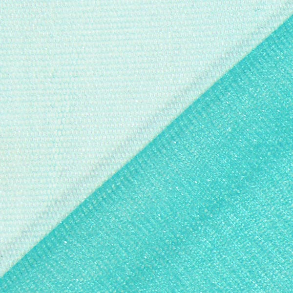 Tulle scintillant – turquoise