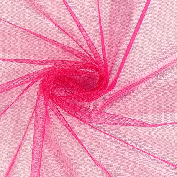 Tulle scintillant – rose vif