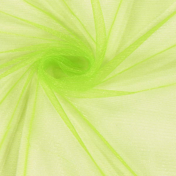 Tulle scintillant – vert tendre