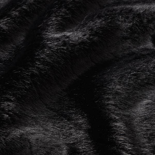 Fourrure synthétique Jolipel – noir