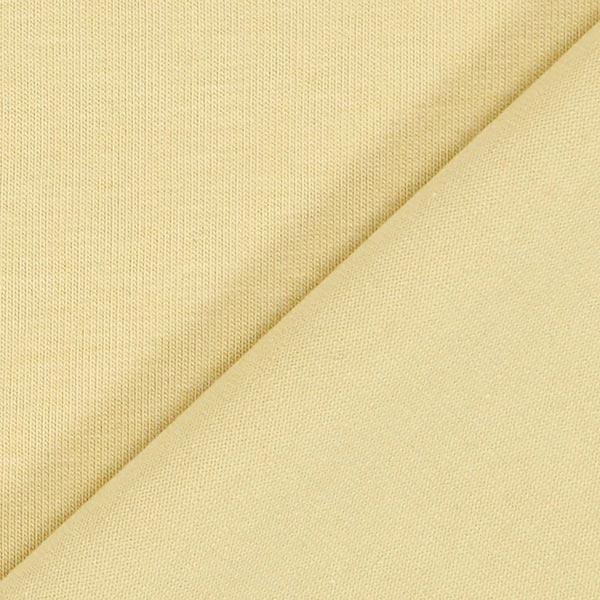 Jersey coton Léger Uni – beige