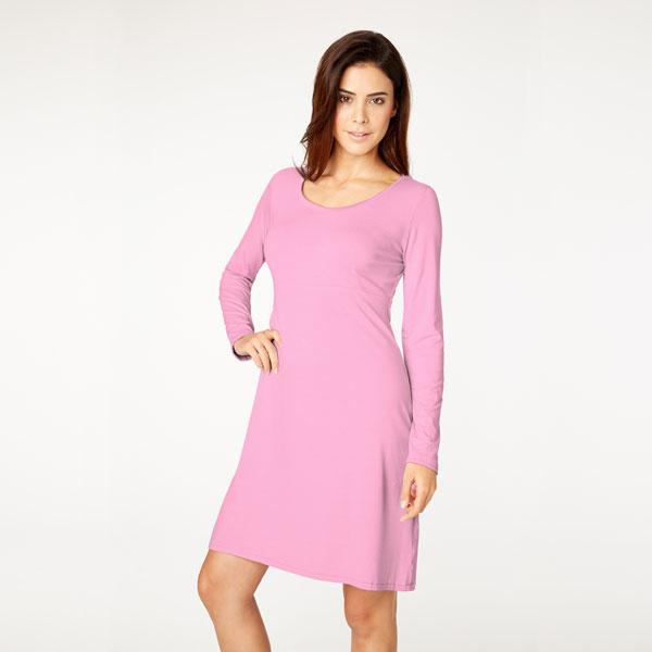 Jersey coton Léger Uni – rose