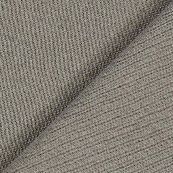 Bord-côté lisse bio – gris