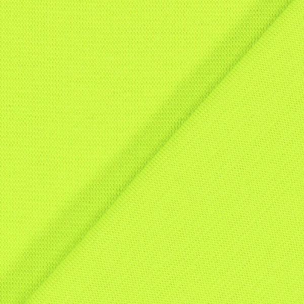 Bord-côté lisse bio – vert pomme
