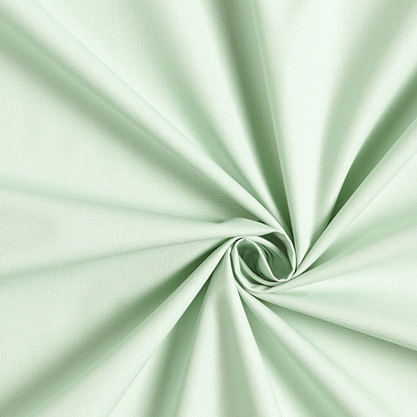 Masques Kit couture Tula Popeline coton  – vert pastel