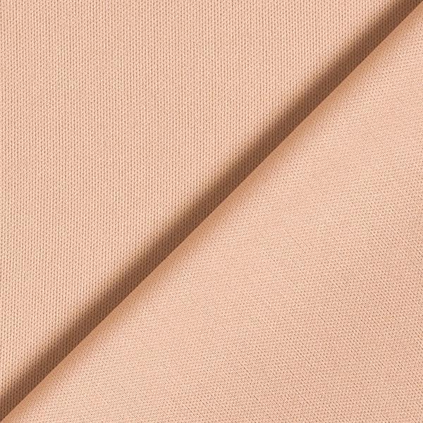 Tissu de doublure Charmeuse couleur chair