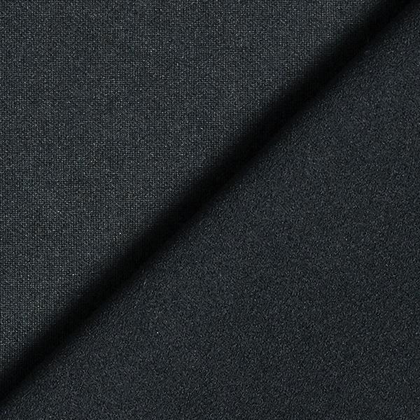 Crêpe-Scuba Uni – noir