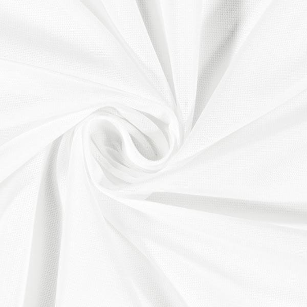 Tissu de doublure bien-être antistatique – blanc