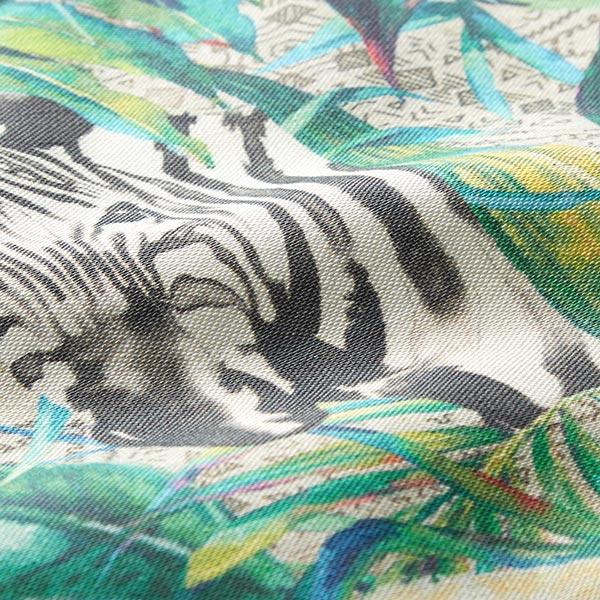 Tissu d'extérieur Jungle – sable