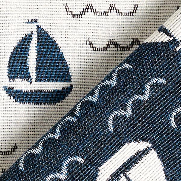 Jacquard Bateau – bleu marine