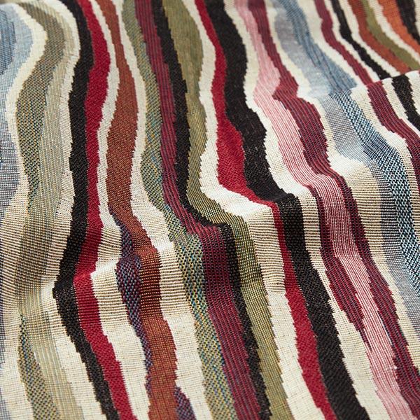 Tissu de décoration gobelin Mizomi – mélange de couleurs