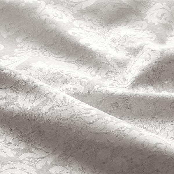 Tissu de décoration Jacquard reina – gris