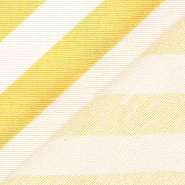 Canvas Pastel Rayures – jaune