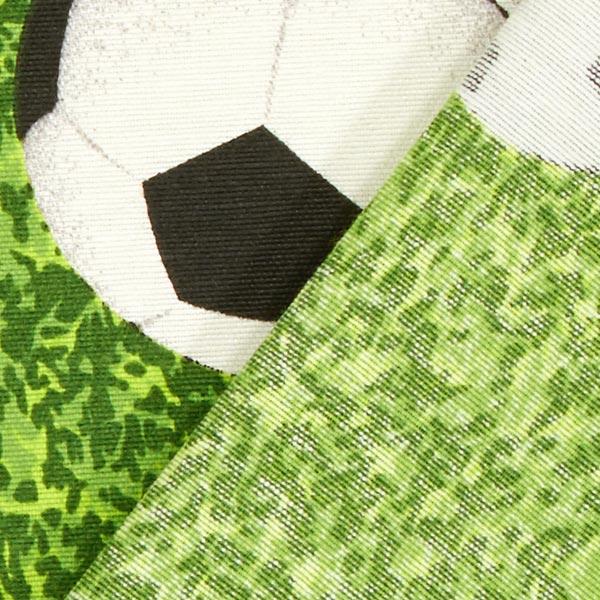 Tissu de décoration Canvas Terrain de football – vert