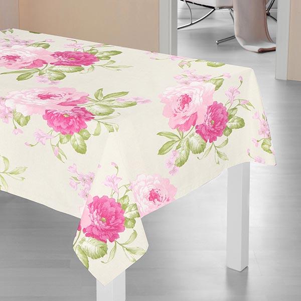 Tissu de décoration ottomane Fleurs – nature