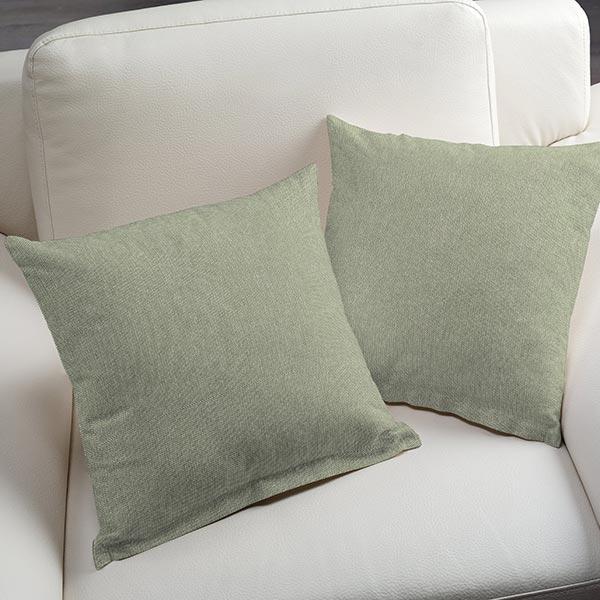 Tissu d'ameublement Jacquard les points Mini – vert