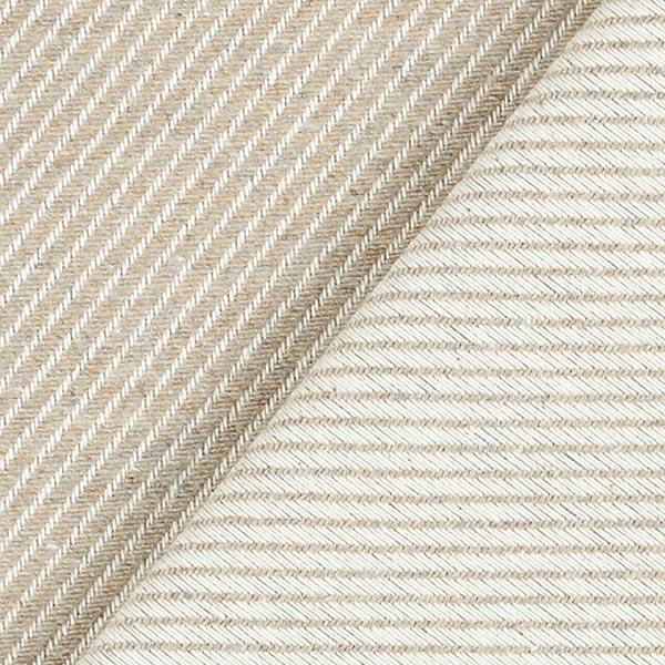 Tissu d'ameublement Jacquard Diagonale – beige