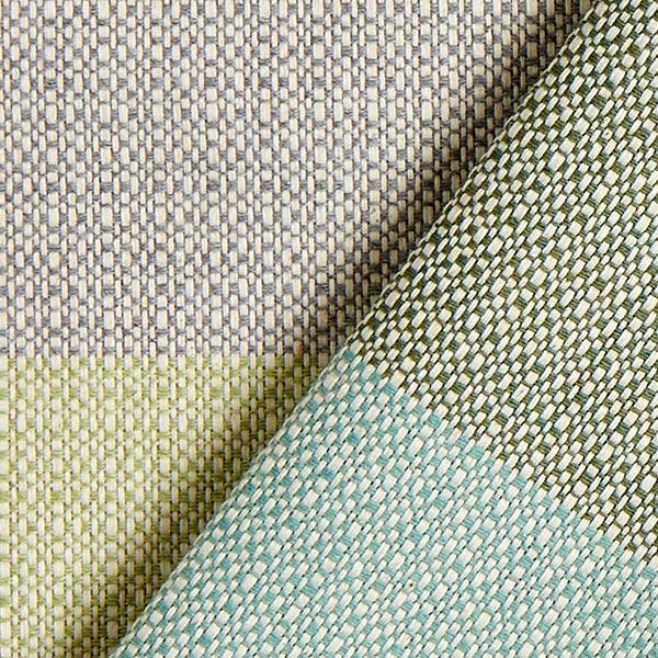 Tissu de décoration Canvas  Dobby – vert menthe