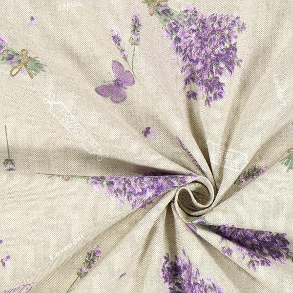 Halbpanama Lavendelstrauß – natur