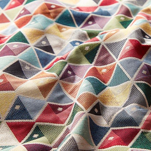 Tissu de décoration Gobelin Poissons graphiques