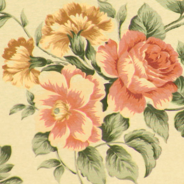 Style rustique roses 6