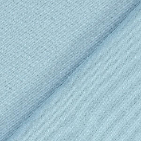 Tissu opaque – bleu bébé