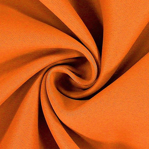 Tissu opaque – orange