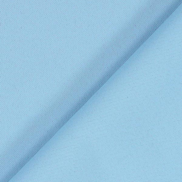 Tissu opaque – bleu clair