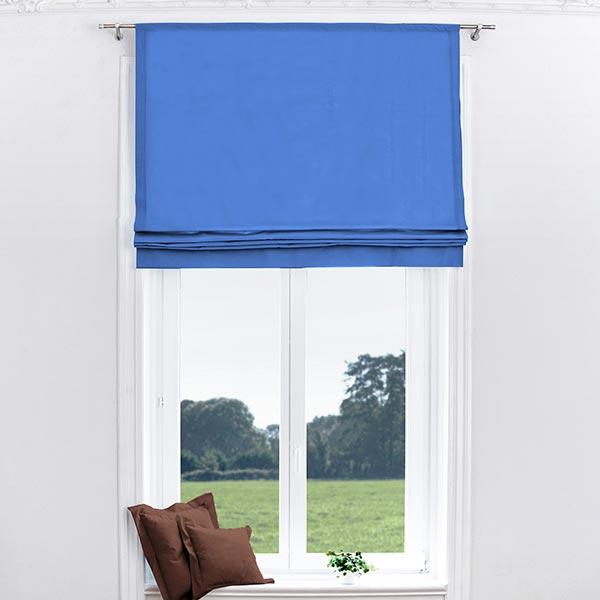 Tissu opaque – bleu